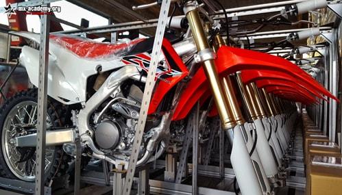 Honda Motocross