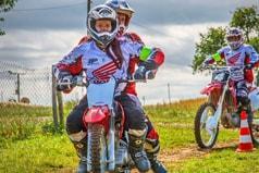 Motocross Frauen