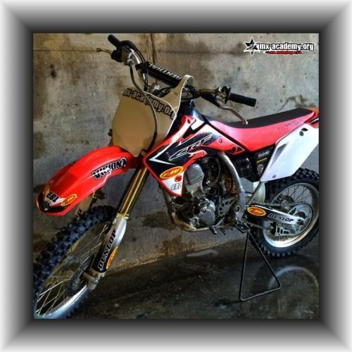 Honda CRF 150 gebraucht