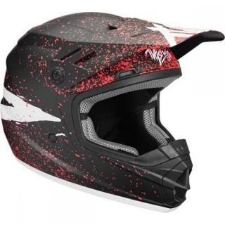 Kinder-Motocross Helm