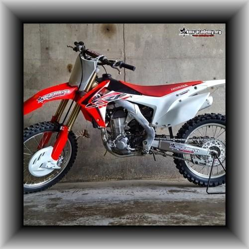 Honda CRF 450 Occasion
