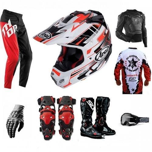 motocross ausr stung kaufen. Black Bedroom Furniture Sets. Home Design Ideas